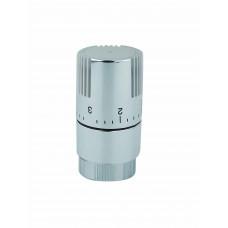 Термостатическая головка Carlo Poletti A498 с жидкостным  датчиком M30X 1,5, белая