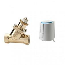 Аксессуар для осушителей Dantherm Регулирующий клапан с приводом для калориферов горячей воды (CDP 40- 50- 70, CDP 40T- 50T- 70T и CDF 40-50-70)