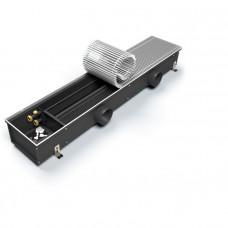 Внутрипольный конвектор длиной 2,1 м - 3 м Varmann Ntherm 300х90х3000