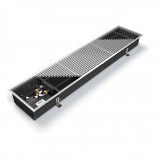 Внутрипольный конвектор длиной 1,1 м - 1,5 м Varmann Ntherm 370x110x1200