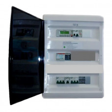 Аксессуар для вентиляции Breezart CP-JL201-PEXT-P220V-BOX2 - в корпусе (металлический щит), питание 220В