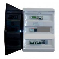 Аксессуар для вентиляции Breezart CP-JL201-PEXT-P24V-PAN3 - без корпуса (на металлической панели), питание 24В