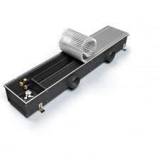 Внутрипольный конвектор длиной 2,1 м - 3 м Varmann Ntherm 180х90х3000
