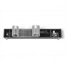 Внутрипольный конвектор длиной 2,1 м - 3 м Varmann Qtherm ECO 280x90x2800