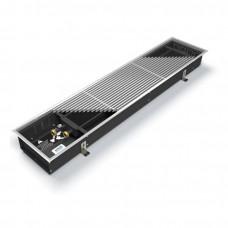 Внутрипольный конвектор длиной 1,1 м - 1,5 м Varmann Ntherm 370x150x1200
