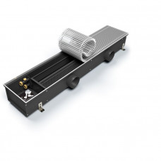 Внутрипольный конвектор длиной 2,1 м - 3 м Varmann Ntherm 300х90х2400
