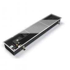 Внутрипольный конвектор длиной 2,1 м - 3 м Varmann Qtherm 300x150x2500