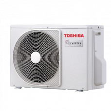 Внешний блок мульти сплит-системы на 2 комнаты Toshiba RAS-2M18S3AV-E