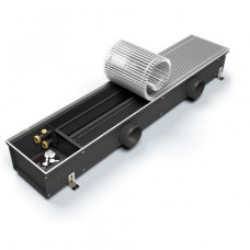 Внутрипольный конвектор длиной 2,1 м - 3 м Varmann Ntherm Air 370x220x2250