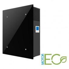 Бытовая приточно-вытяжная вентиляционная установка Blauberg FRESHBOX E-100 ERV black